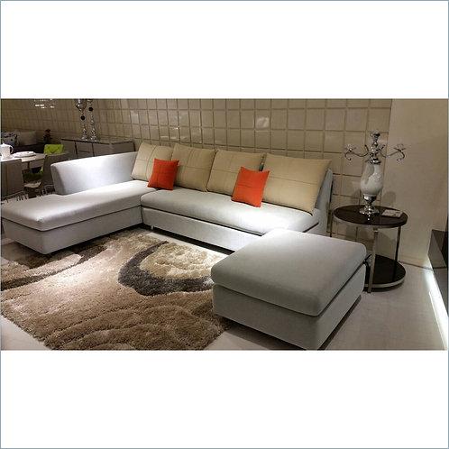 L Shape Sofa Fabric (SFL3F#24)