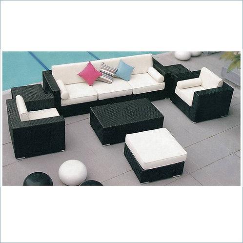 Sofa Set with Coffee Table (ODS31111B)