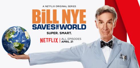 science, Bill Nye, Netflix, Must Watch