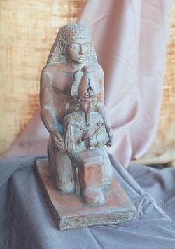 Осирис и жрец Пифия