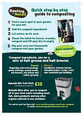 Quick step by step guide to composting