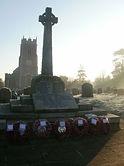 Remembrance Service - Sunday 08 November 2020