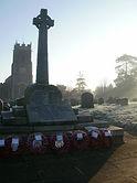 Loddon War Memorial - 100 Years