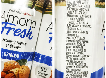 """""""What about almond milk?"""""""