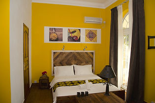 Room hotel Port-Louis