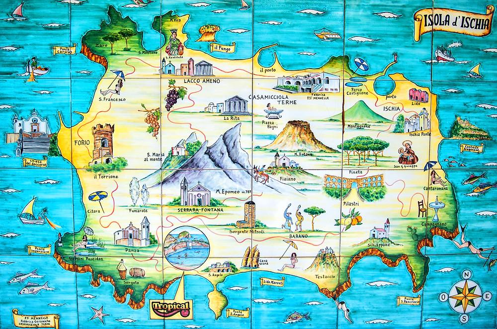 Ischia Ostrov Mnoha Moznosti