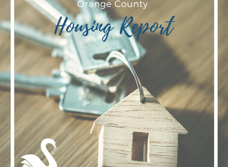 ORANGE COUNTY housing report | October 2018