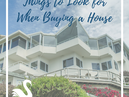 10 Things to Look for When Buying a House
