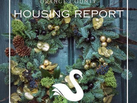 ORANGE COUNTY housing report | December 2017