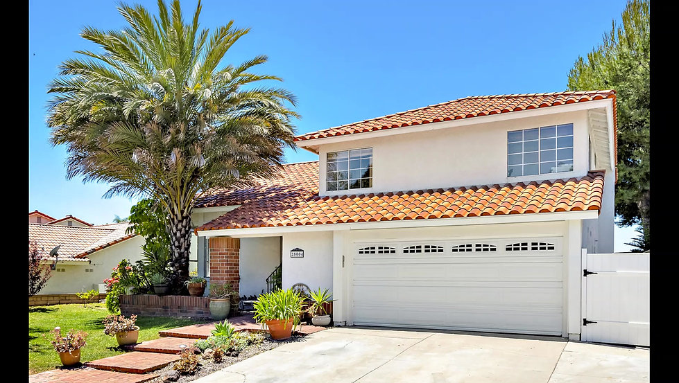 28004 Paseo Rincon in Mission Viejo is a 3 bedroom, 3 bathroom 2,036 sq. ft. home with panoramic views...