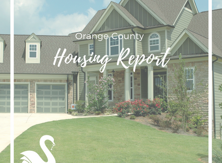 ORANGE COUNTY housing report | August 2018