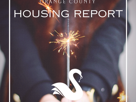 ORANGE COUNTY housing report | January 2018