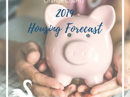 ORANGE COUNTY housing forecast | 2019 Forecast