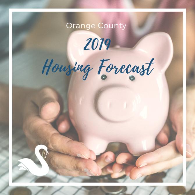 ORANGE COUNTY housing forecast | 2019 Forecast