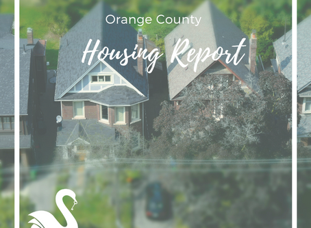 ORANGE COUNTY housing report | November 2018