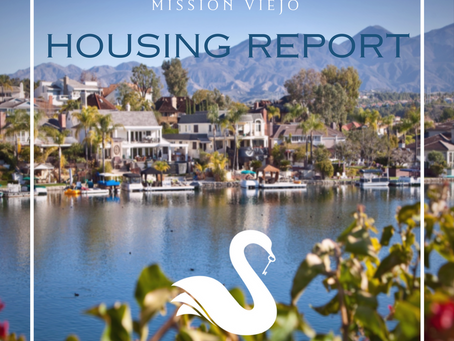 MISSION VIEJO housing report | January 2018
