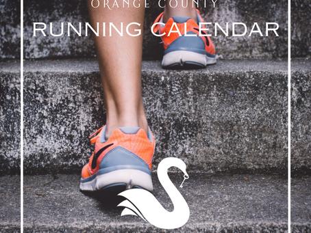 ORANGE COUNTY running calendar | Winter 2018