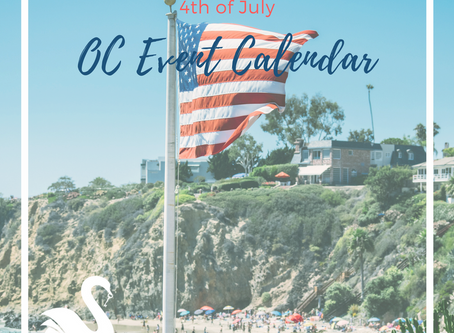 ORANGE COUNTY event calendar | 4th of July