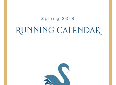 ORANGE COUNTY running calendar | Spring 2018