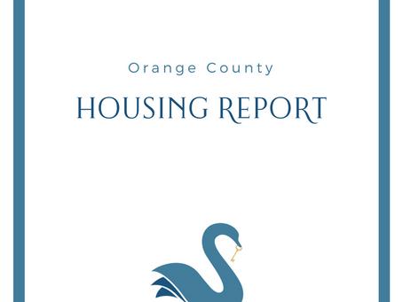 ORANGE COUNTY housing report | February 2018