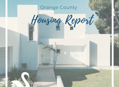 ORANGE COUNTY housing report | July 2018