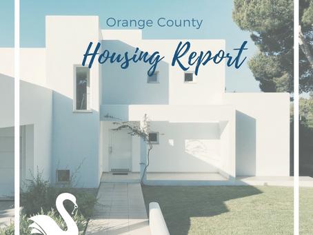 ORANGE COUNTY housing report | July 2018