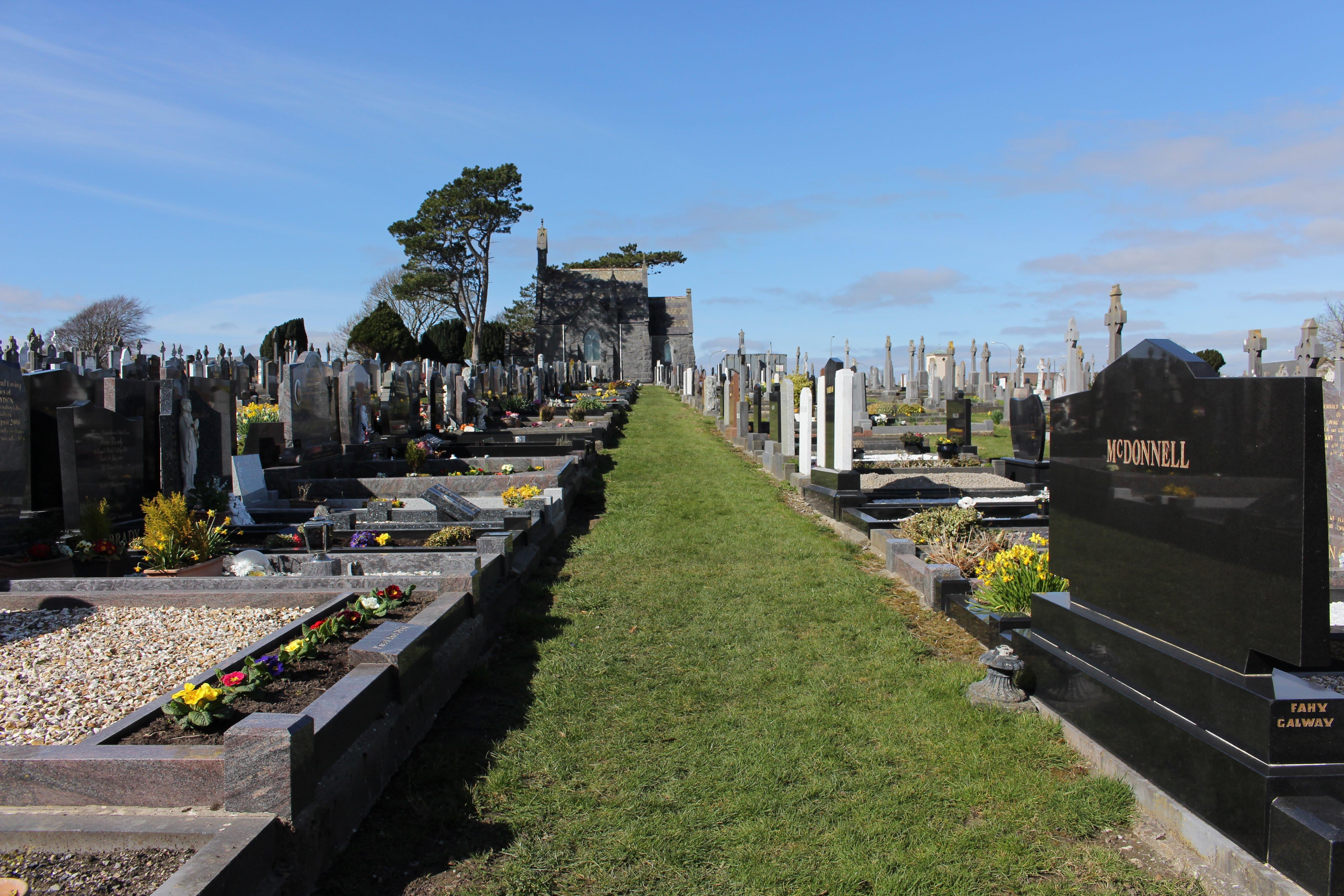 Décès / Demande de travaux cimetière