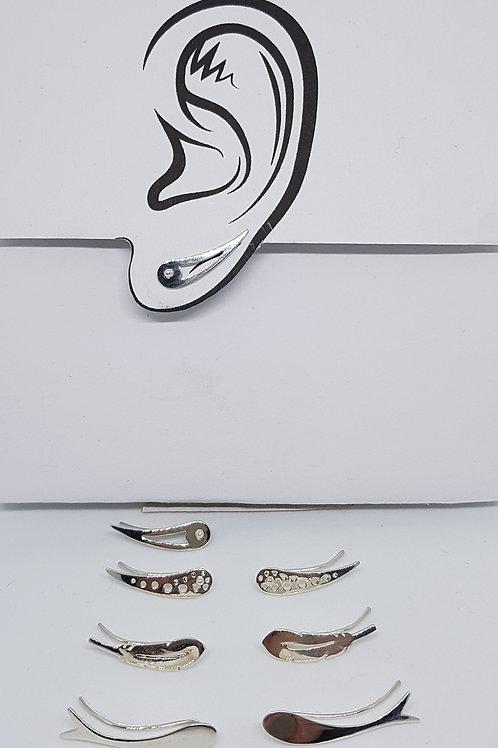Boucles d'oreilles manchette