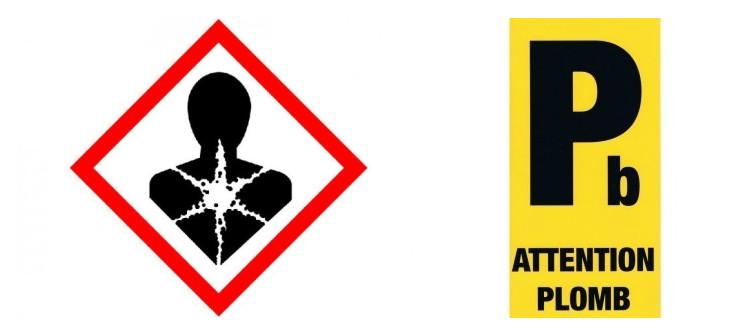 peintures au plomb, danger risque et précaution