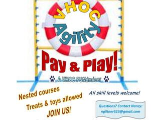 Agility Pay & Play