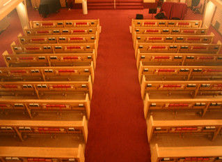 Combined Church Service & Congregational Meeting