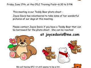 June General Meeting