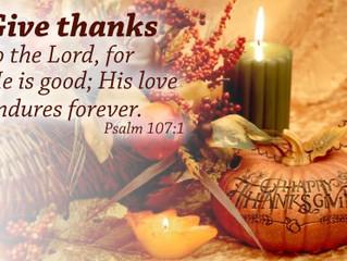 Thanksgiving Ingathering