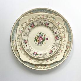 Vintage Plate Rentals