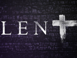 Ash Wednesday & Lent Services