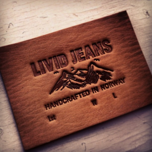 Livid leather patch