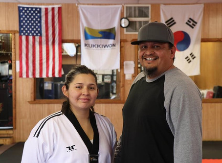 UKB Housing and Ramos TaeKwonDo partner for new program