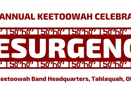 "69th Annual UKB Celebration Presents: ""Keetoowah Resurgence"""