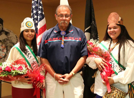2018 Jr. Miss, Miss Keetoowah Crowned