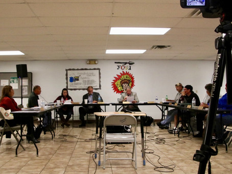 Tribal Council moves forward with audit, tables EDTO
