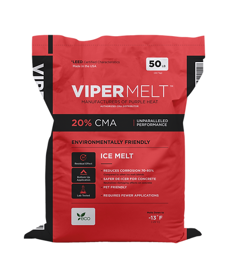 Viper Melt Ice Melt Bag