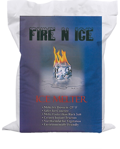 Fire N Ice Ice Melt Bag