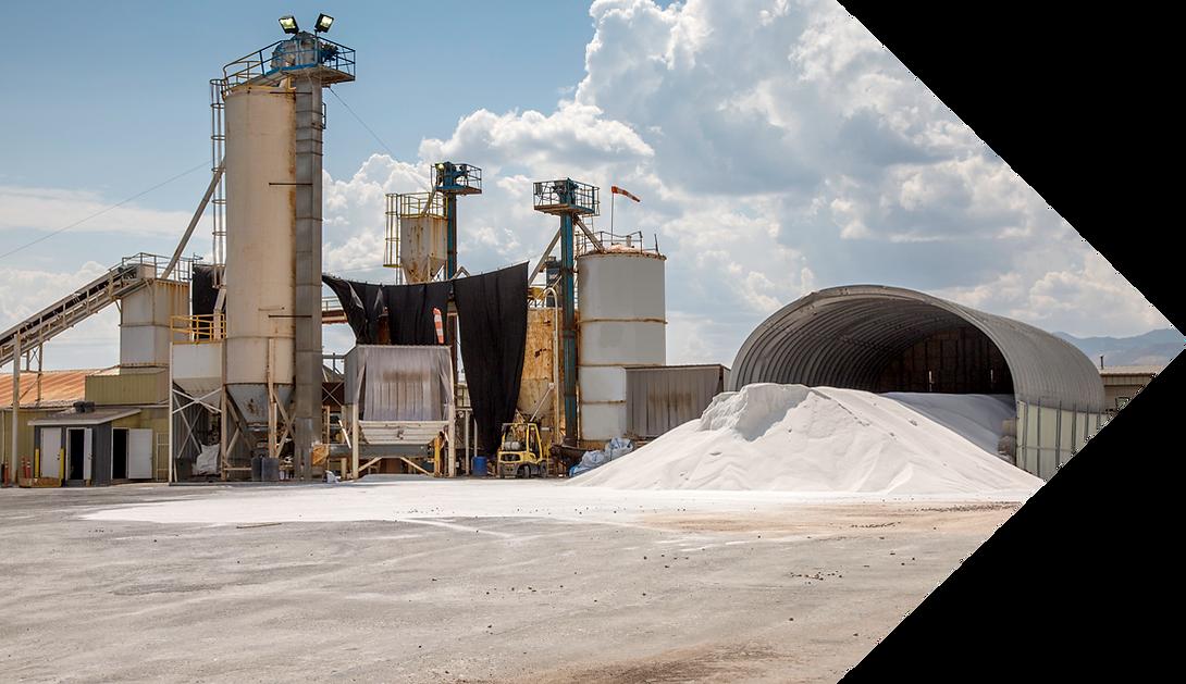 Large Pile of Salt
