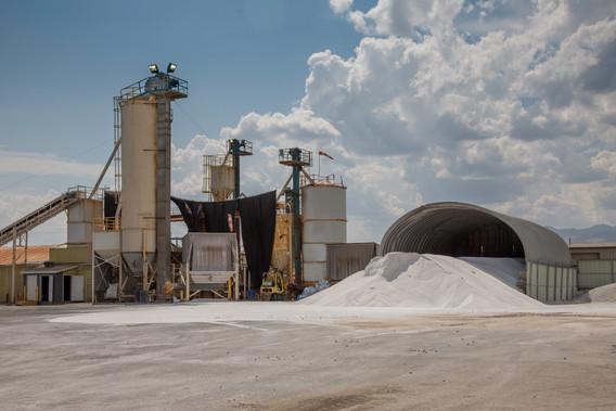 Salt Depot Salt Lot