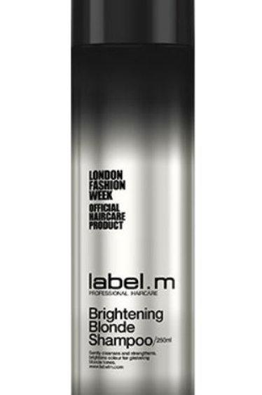 Label.m | Brightening Blonde Shampoo, 250ml