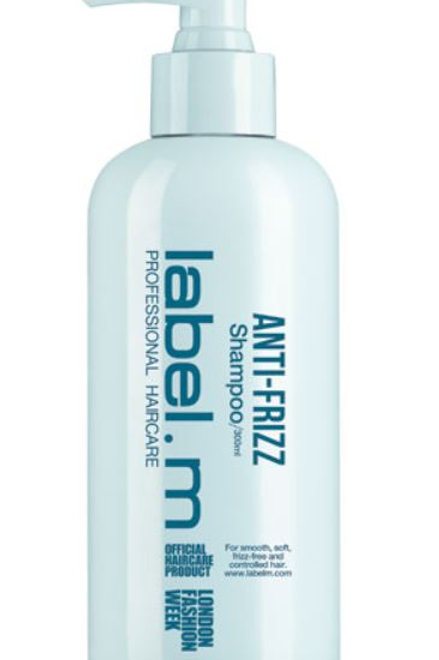 Label.m | Anti-Frizz Shampoo 300ml