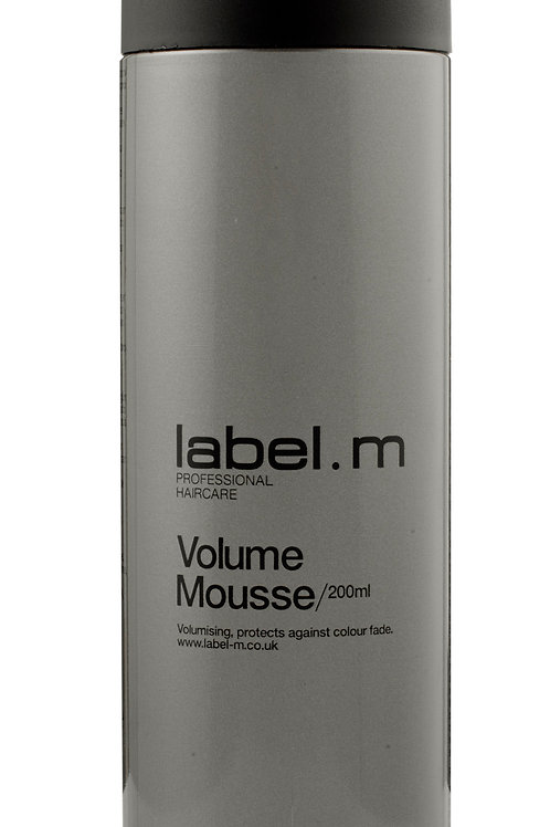 Label.m | Volume Mousse, 200ml