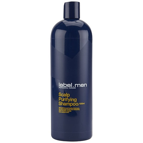Label.m | Men Scalp Purifying Shampoo, 1000 ml