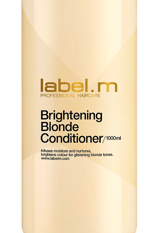 Label.m | Brightening Blonde Conditioner, 1000ml