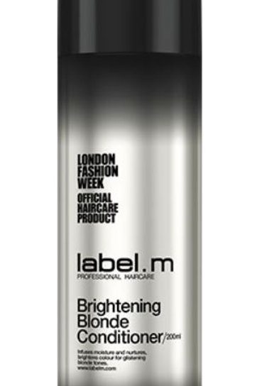 Label.m | Brightening Blonde Conditioner, 200ml